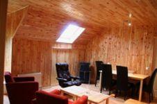 Living room Stork house