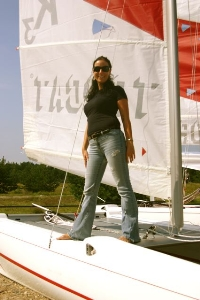 sailing latvia